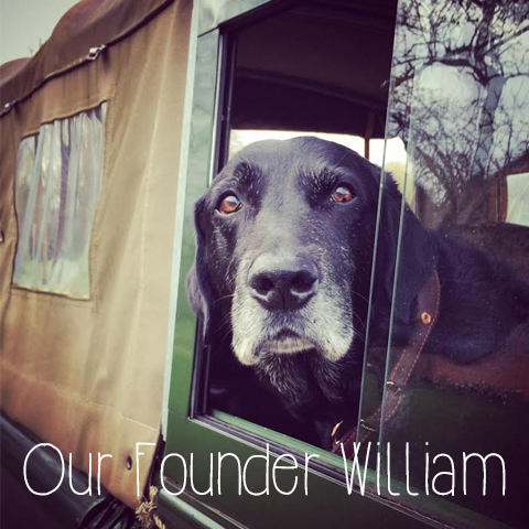 Our Founder William