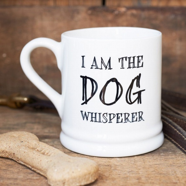 The Dog Whisperer Mug